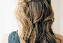 Hairstyles & hair stuff