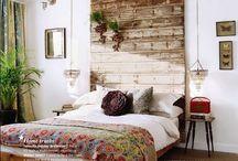 repurposed / furniture and wood