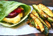 Lettuce Wraps / Hamburgers, tacos and wraps!
