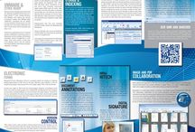 MaxxVault ECM Info Graphic / MaxxVault EDMS software info graphics. ECM info graphic