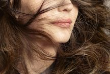 vítr ve vlasech