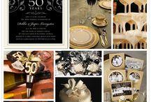50th Wedding Anniversary / by Gloria Robichaud