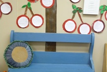 Classroom Spaces and Fun Places
