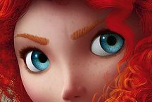 Merida! / Our fate lives within us... you only need to be brave enough to see it!!!
