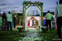 Casamento ao ar livre / Saron cerimonial