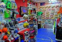 Futsalworks Showroom