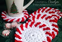 Crochet for Christmas / You will find many free crochet patterns from many different designers