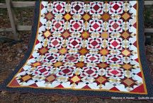 Allietare Mystery Quilt by Bonnie Hunter