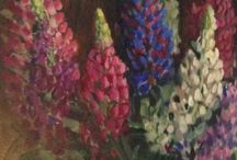 French paintings for sale..... / The paintings are on rotation at Bliss Interiors at Station Mill Antiques Centre Chipping Norton. To view a specific painting please contact us.  www.bliss-home.co.uk