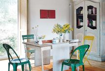 Dining room / by Ruth Evans