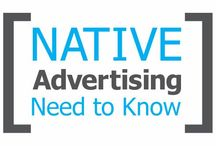 Native Advertising / This Board is all about latest information and news on Native advertising. if you are interested into native advertisement then its the right board to follow.