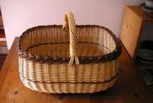 Goods Basket / リトアニア柳のバスケットをご紹介しています