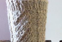 Prairie Vista Creations / My Etsy Shop. I specialize in hand knits and will do custom work.