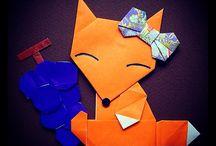 Origami 1 Журналы и авторские работы.