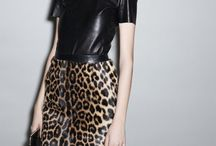 Leopard Likes Its Spots / Channel your inner animal with these leopard print fashion inspirations / by StyleGene Vintage