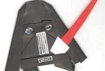 Make It @MADL - Star Wars Day Origami