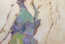 1) Figurative - Nancy Franke