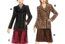 Wearables- Winter Coat Patterns / by Kathy Dibley