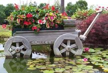 Wrought Iron Plant Stands / Wrought iron plant stands for the best display of flowers and plants ever.