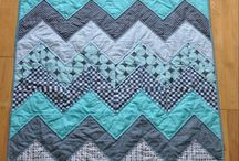 quilts - zigzag