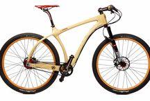 Wood Moutnatin bikes