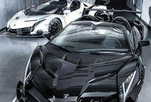 Super cars / animé