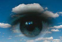 Mistere / Universul care se afla dincolo de poarta sufletului.... ochiul?!
