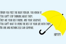 HIMYM / My all time favorite show! / by Laura Darling-Bako