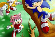 sonic and friendsship
