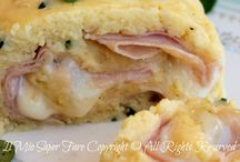 Torte salate e altro / Carne