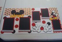 Scrapbook - Disney