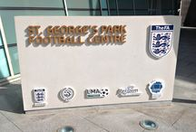 St George's Park / The National Football Centre, Burton-on-Trend