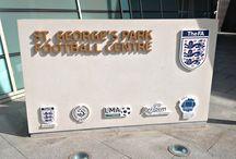 St George's Park / The National Football Centre, Burton-on-Trend