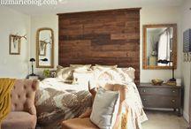 Master Bedroom / by Holly Highfill