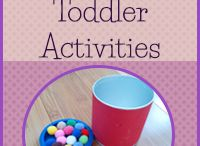 Toddler: Activities