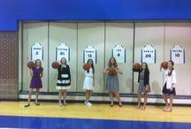 8th grade night for basketball