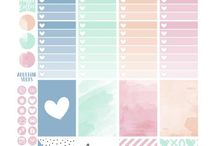 Free Printable Stickers ❤