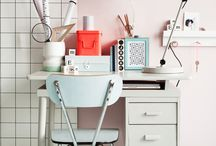 Creative corner / by Silvia Sutters