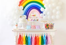 Bαφτιση Κυριάκου Ουράνιο Τόξο-Χρώματα