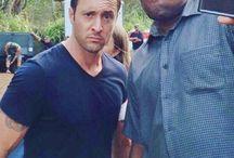 Steve and Loo