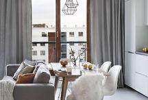 Curtains & windows