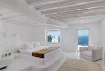 inspiration from Greek island.