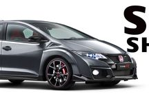2017 Honda Civic Type-R / Dreaming about the stunning new Civic Type-R. Coming soon to the U.S.!