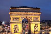 Paris / All things Paris / by Caroline Lifshey