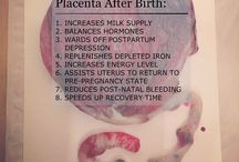 pregnancy/birth/after / by Victoria V