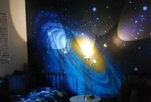 Fiber Optic Stars / Bring the magic of sitting under a clear night sky indoors, 24/7.