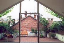Home... Ruang atas dan atap kaca / Inspirasi buat atap jadi hunian