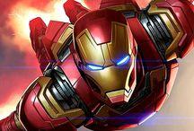 Robert D. Jr./Iron man
