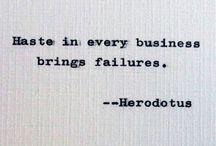 Herodotttan sözler
