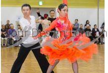 Táncos ruhák